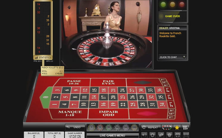 Spin roulette online