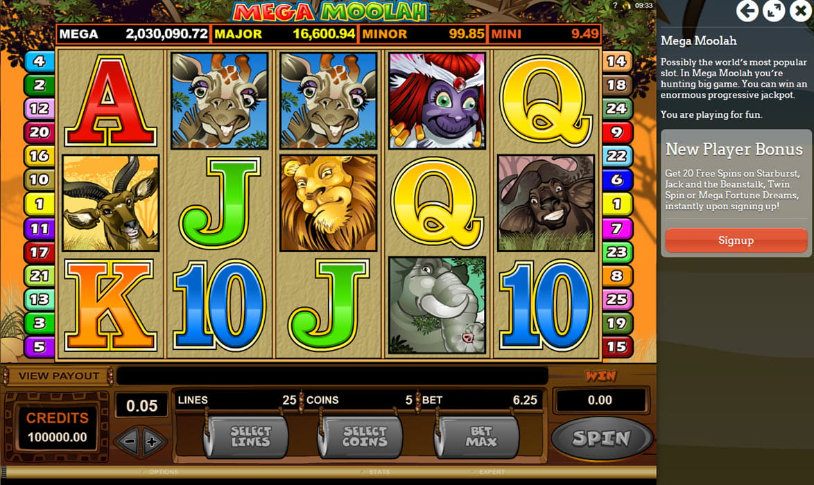Play Progressive Slots Online at Casino.com UK